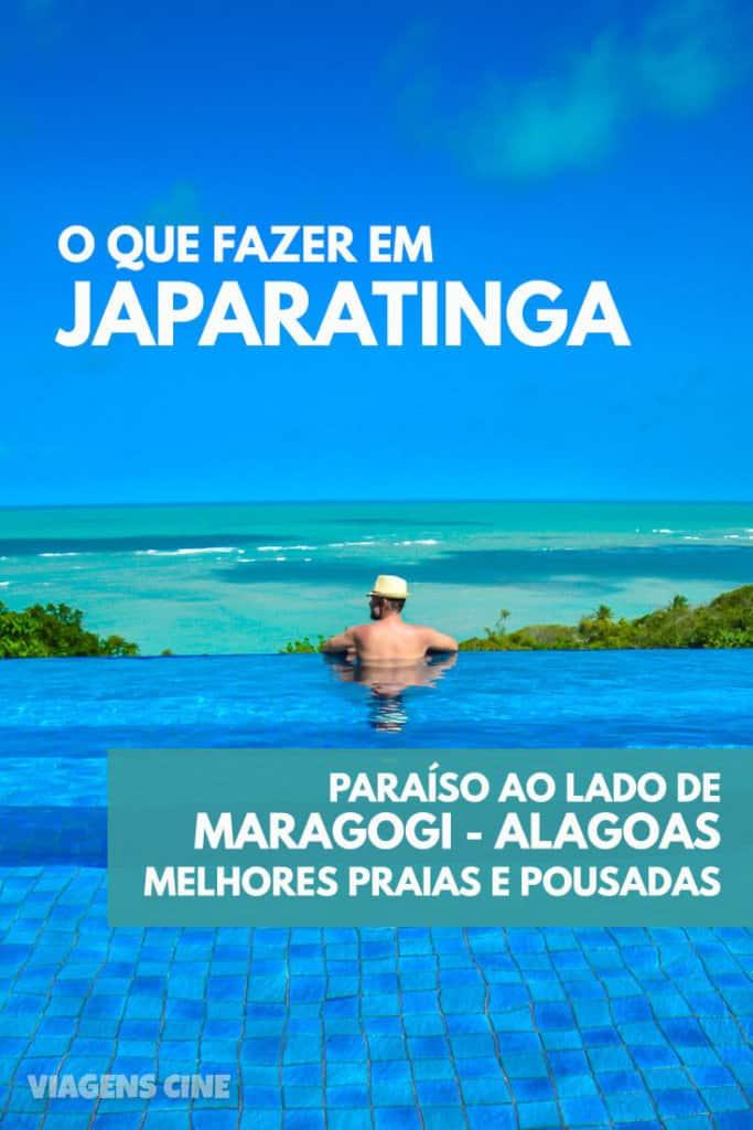 O que fazer em Japaratinga - Alagoas: Dicas e Melhores Praias ao lado de Maragogi