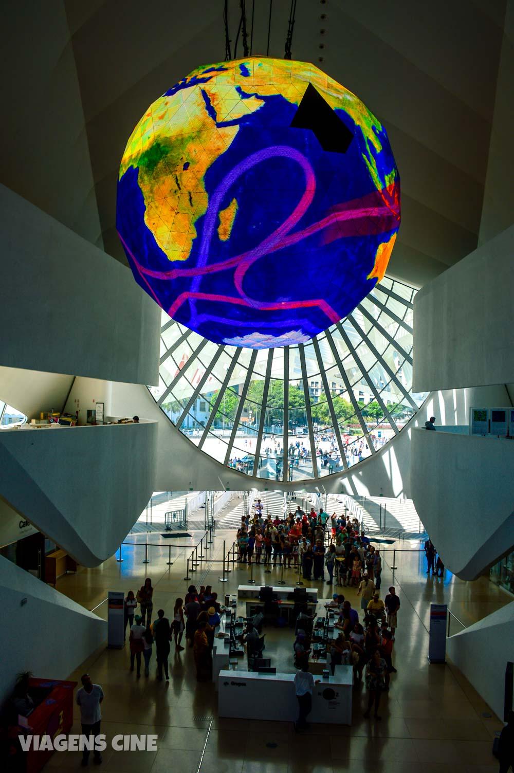 Rio de Janeiro: Um roteiro pelo Pier Mauá, Museu do Amanhã e Mural Etnias de Eduardo Kobra