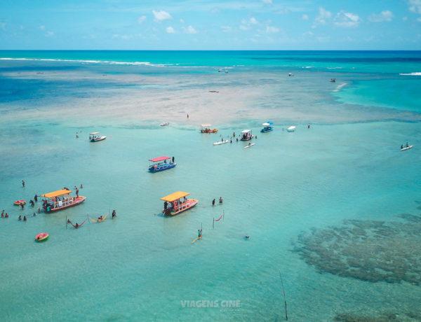 O que fazer em Porto de Pedras: Praia do Patacho e Peixe-Boi – Alagoas