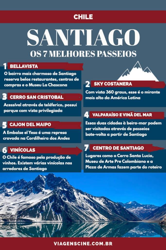 O que fazer no Chile: Pontos Turísticos, Roteiro de Viagem e Melhores Destinos