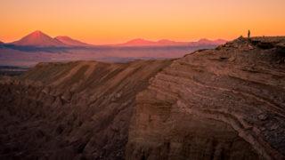 Vale da Lua e Vale da Morte: Deserto do Atacama