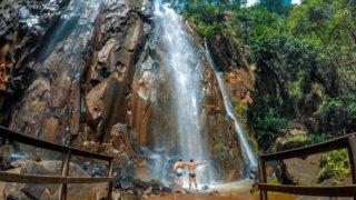 O que fazer em Brotas SP: Recanto das Cachoeiras