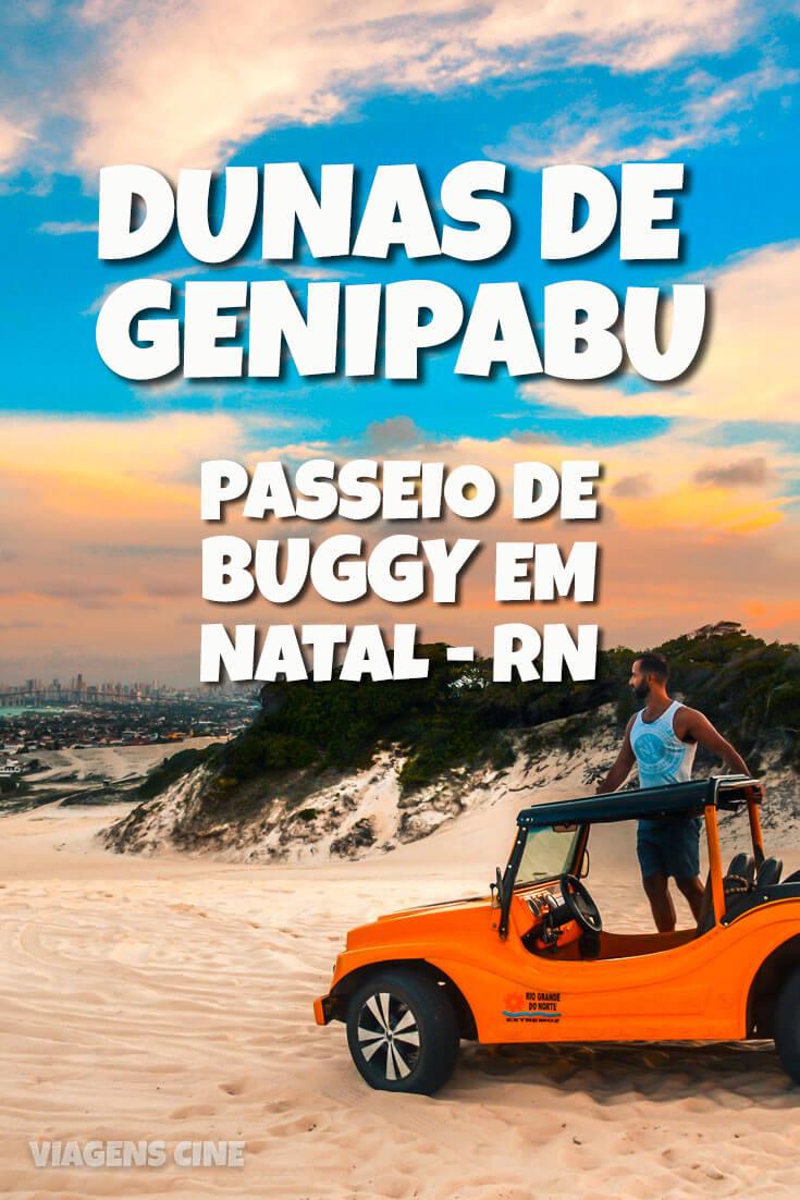 Dunas de Genipabu: Passeio de Buggy em Natal RN