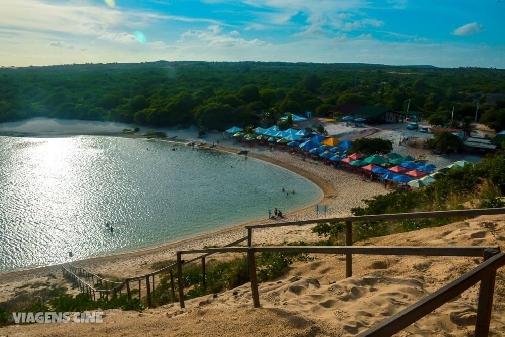 Dunas de Genipabu: Passeio de Buggy em Natal RN - Lagoa de Jacumã