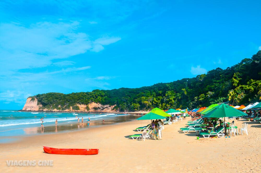 O que fazer em Pipa RN: Melhores Praias - Praia do Madeiro