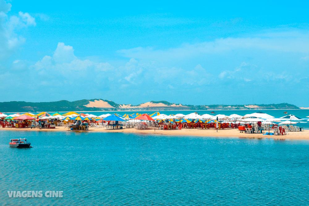 O que fazer em Pipa RN: Melhores Praias - Praia do Centro