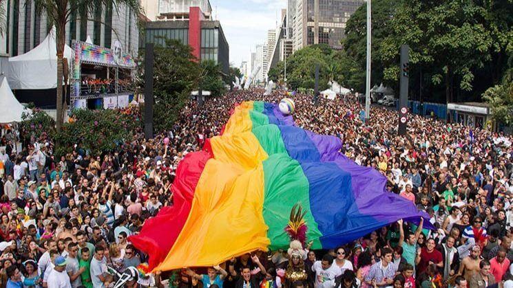 Parada do Orgulho LGBT de São Paulo 2018
