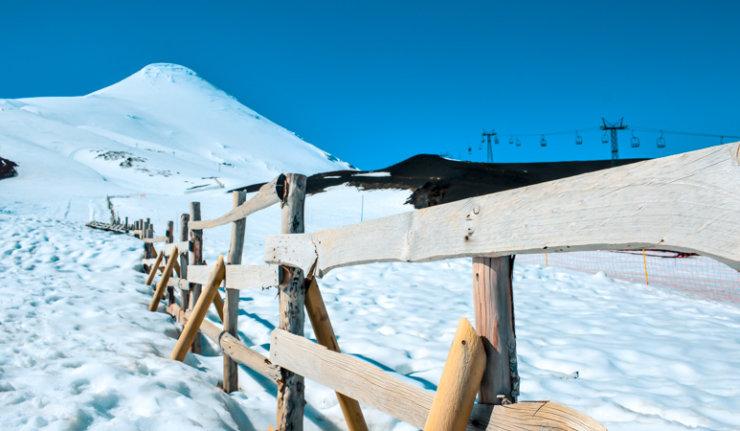 Vulcão Osorno, Chile: Lagos Andinos