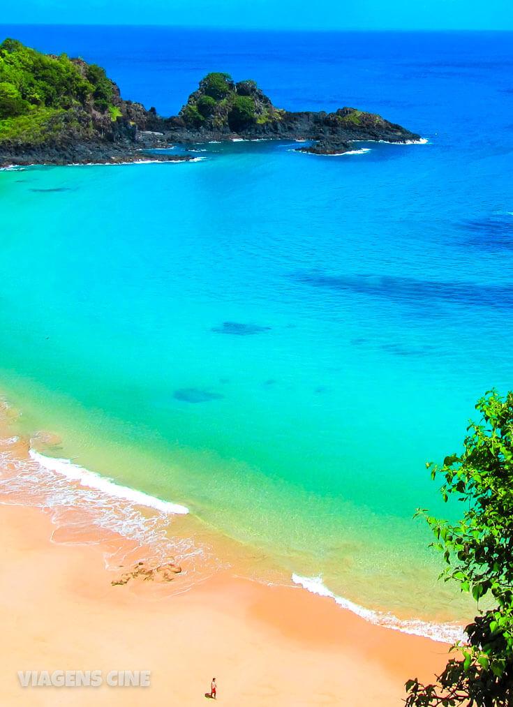 As 7 Maravilhas da Natureza do Brasil - Melhores Destinos de Ecoturismo: Fernando de Noronha