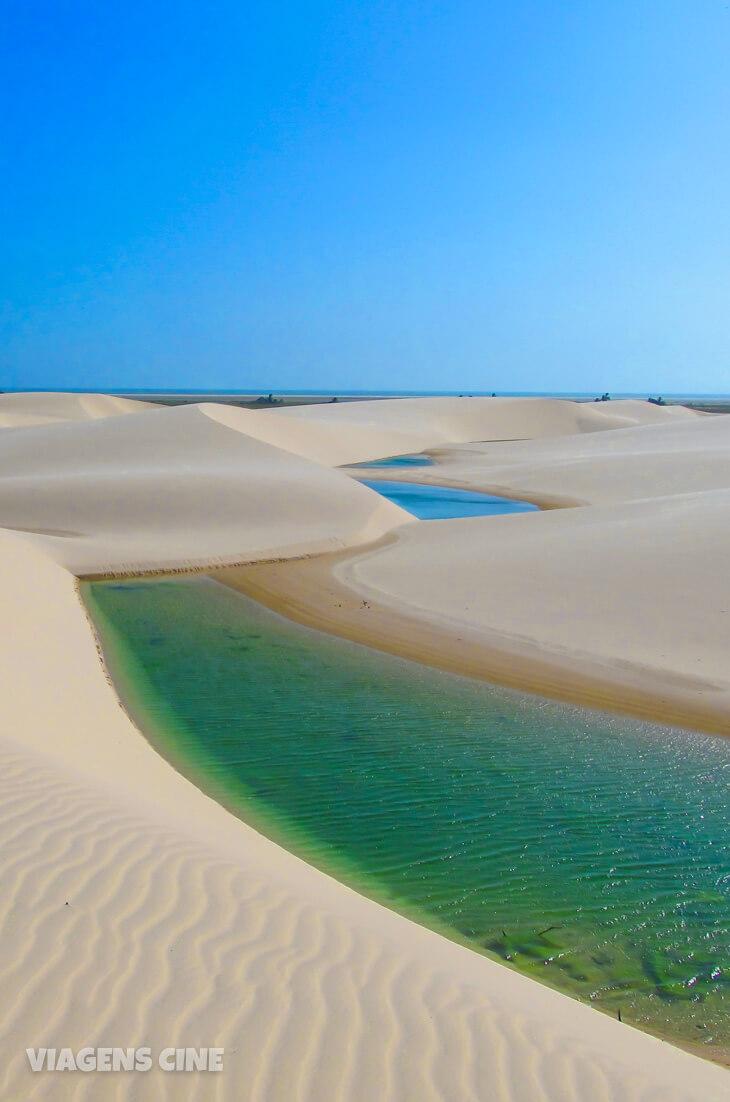 As 7 Maravilhas da Natureza do Brasil: Melhores Destinos de Ecoturismo - Lençóis Maranhenses
