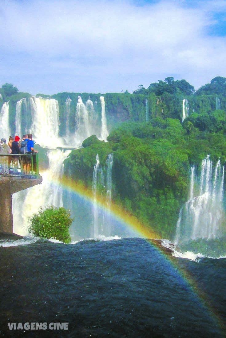 As 7 Maravilhas da Natureza do Brasil - Melhores Destinos de Ecoturismo: Foz do Iguaçu