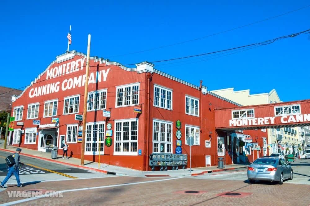 Pacific Coast Highway: Carmel, Monterey e 17-Mile Drive - Califórnia