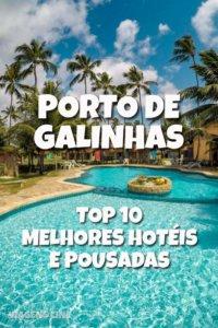Porto de Galinhas: Melhores Hotéis e Pousadas