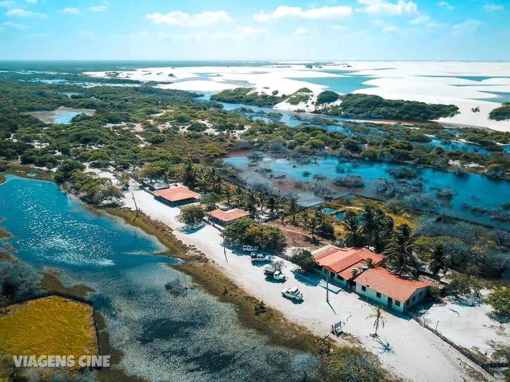 O que fazer em Santo Amaro do Maranhão: Betânia - Lençóis Maranhenses