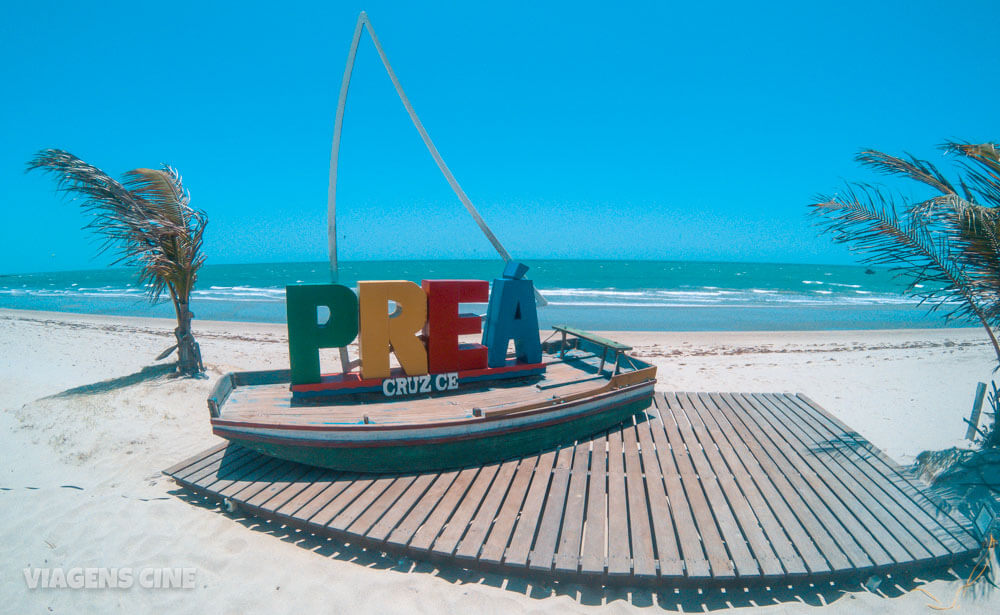 Jericoacoara: Lagoa do Paraíso e Praia do Preá – Passeio Litoral Leste