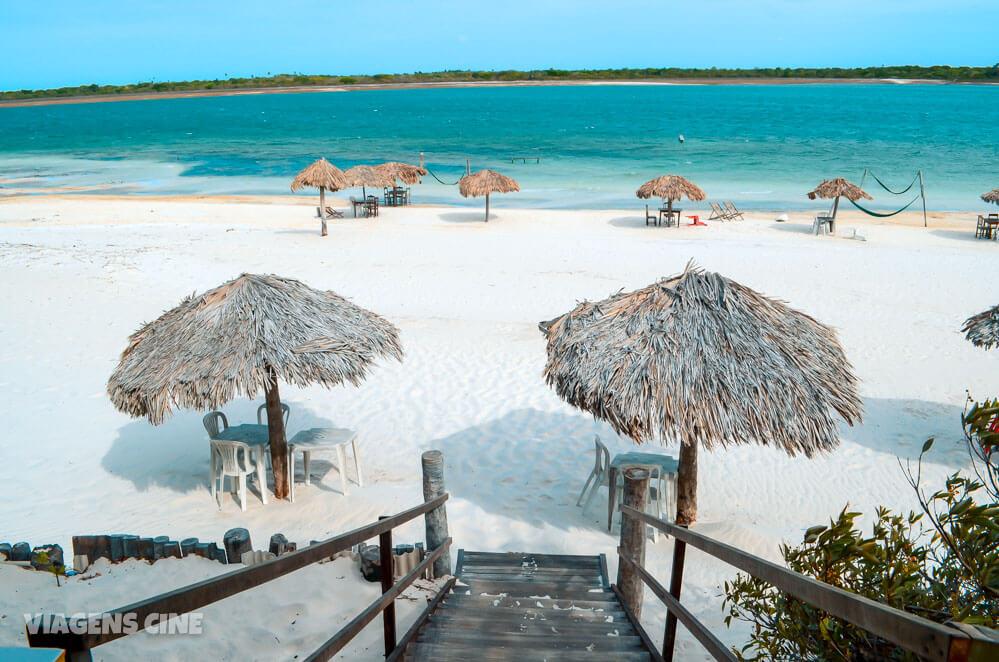 Jericoacoara: Lagoa do Paraíso – Passeio Litoral Leste