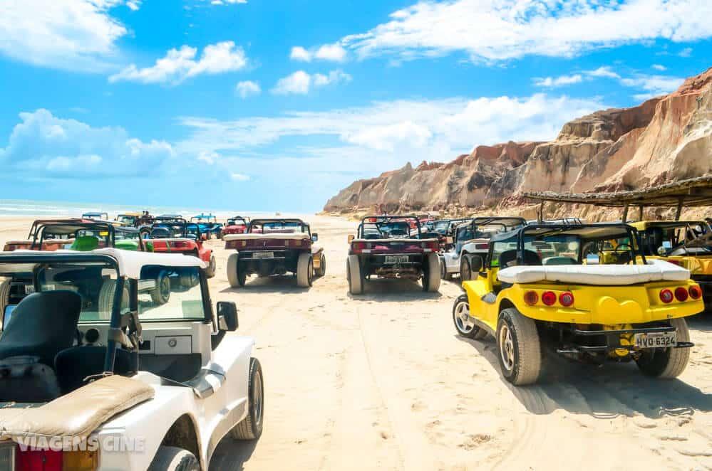 O que fazer em Fortaleza - Ceará: Top 7 Melhores Passeios Bate-Volta - Passeio de Buggy