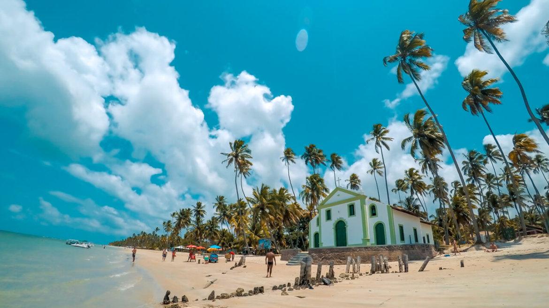 Praia dos Carneiros: Como Ir e Qual a Melhor Barraca - Bora Bora vale a pena?