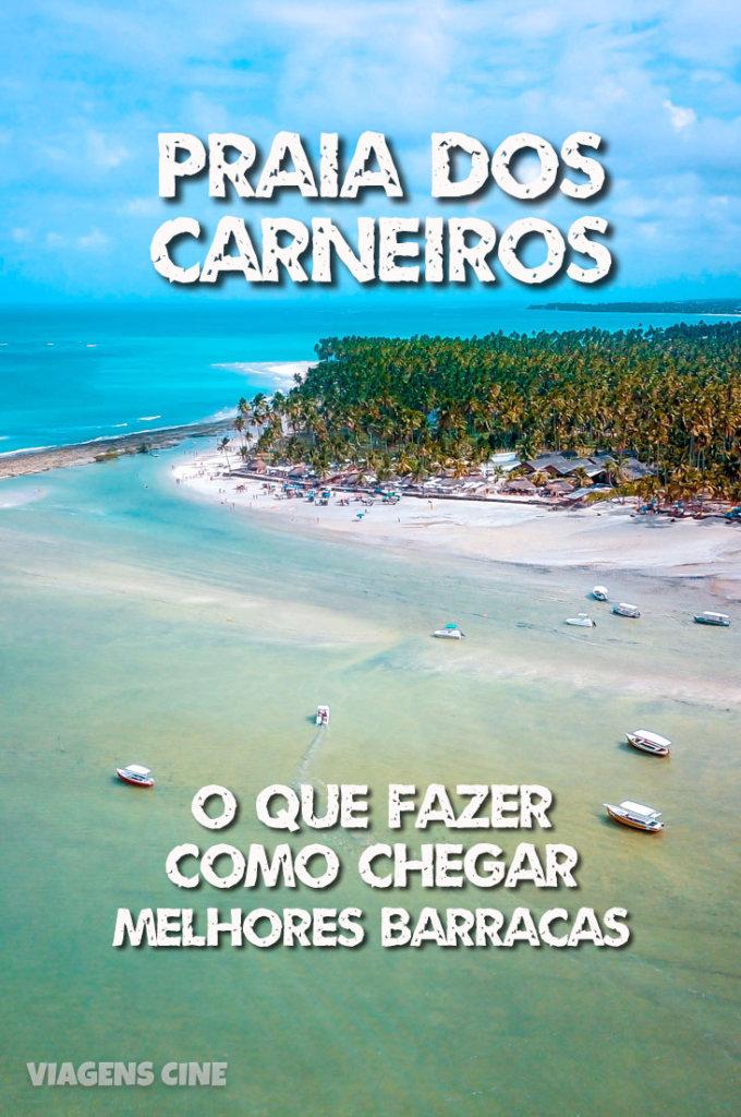 Praia dos Carneiros: Como Ir, Passeio a partir de Porto de Galinhas e Qual a Melhor Barraca - Bora Bora vale a pena? #PraiadosCarneiros #PortodeGalinhas #Pernambuco