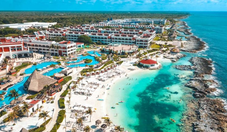 Hard Rock Hotel Riviera Maya All Inclusive: Dica de Resort em Cancun