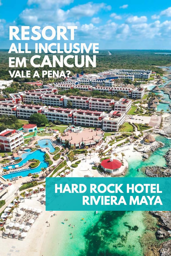 Hard Rock Hotel Riviera Maya All Inclusive: Dica de Resort em Cancun #Cancun #RivieraMaya #HardRock #AllInclusive #Viagem #Hotel #Resort