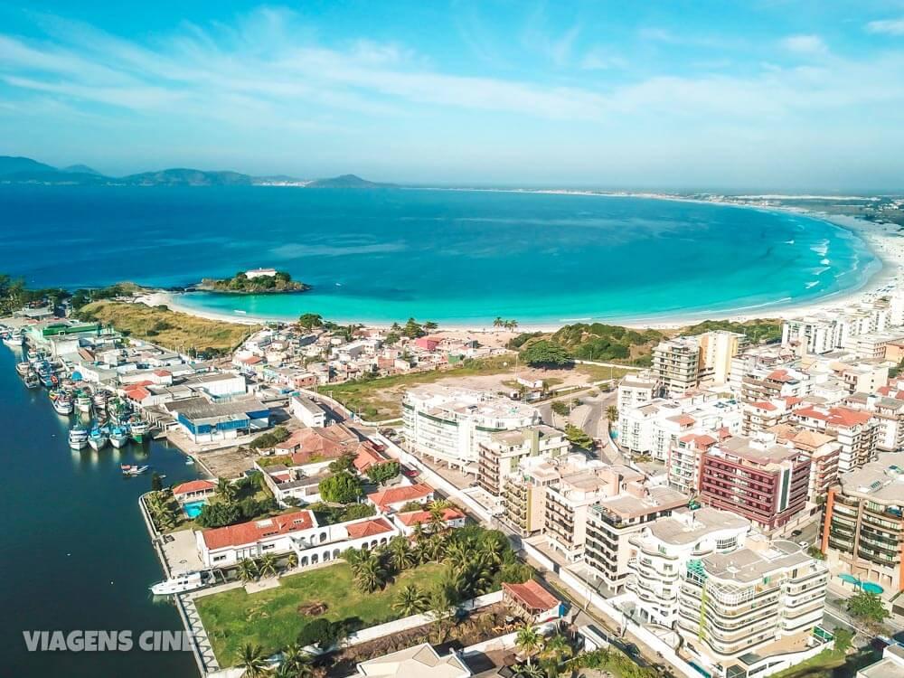 O que fazer em Cabo Frio RJ: Praia do Forte