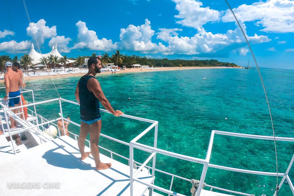 O que fazer em Cozumel - México: Como Fazer o Passeio até El Cielo e Playa Mia