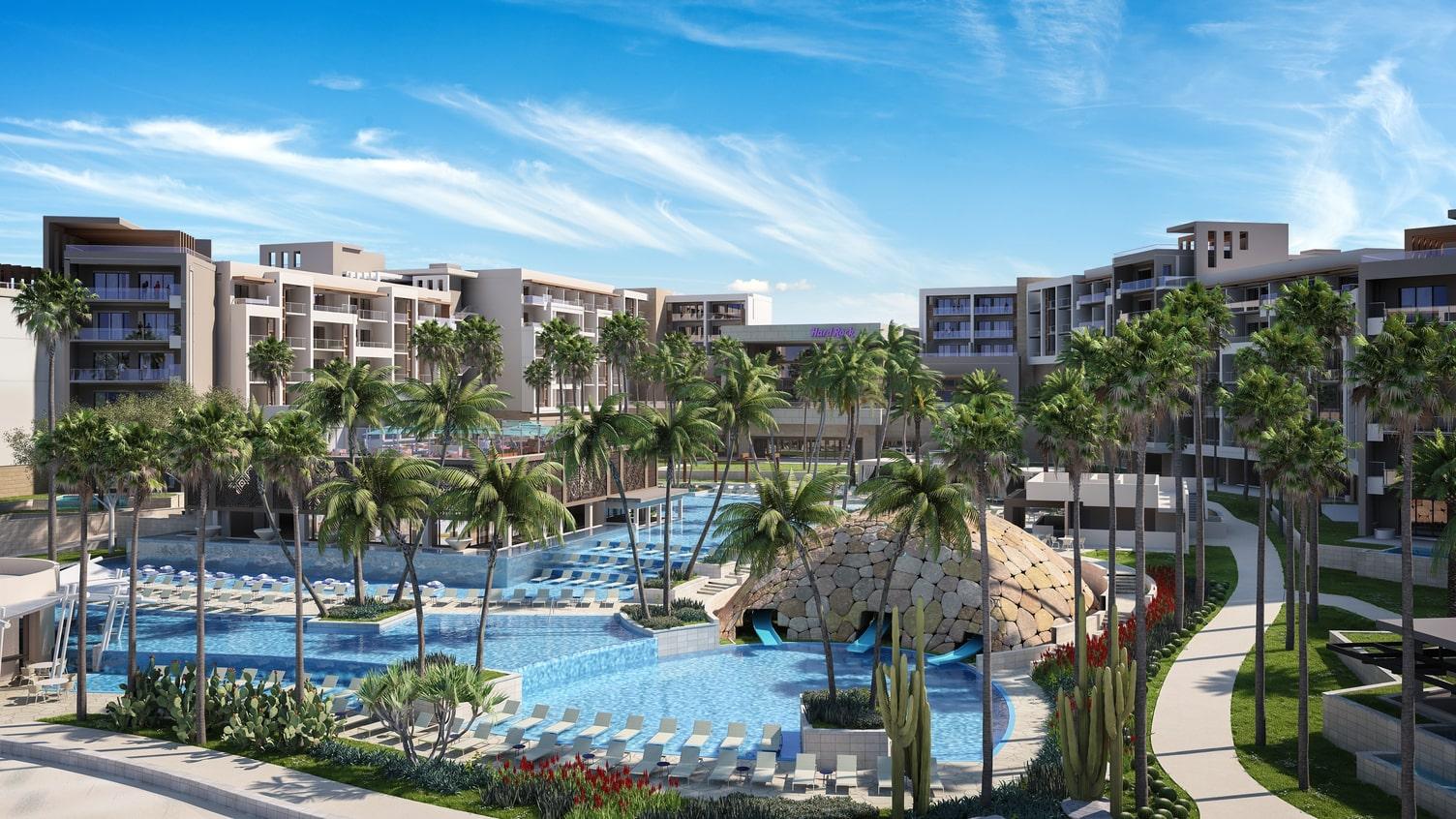 Hard Rock Hotel Los Cabos: Abertura