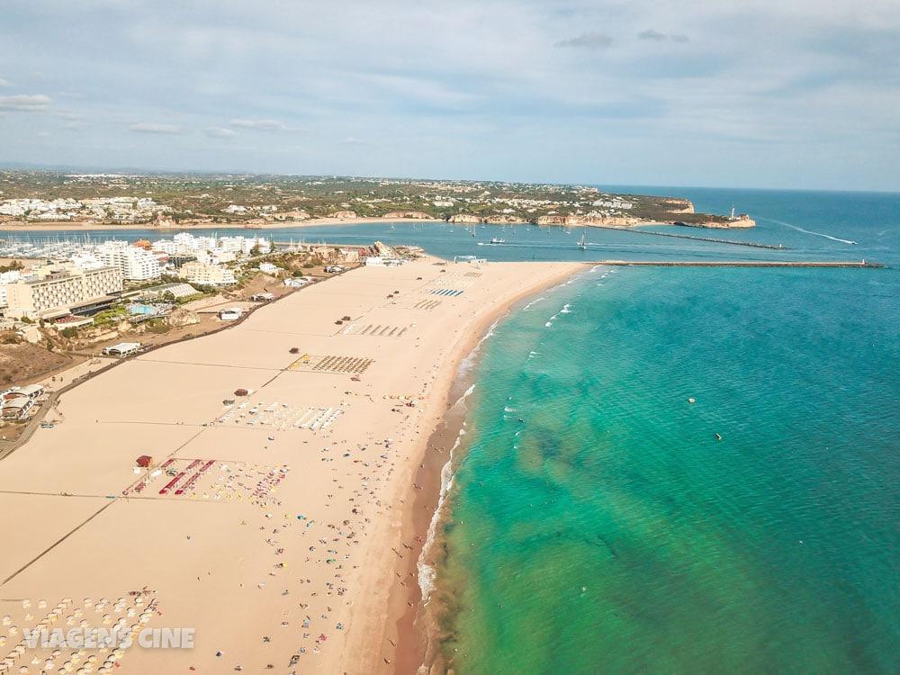 O que fazer no Algarve, Portugal: Dicas e Roteiro de Viagem - Praia da Rocha