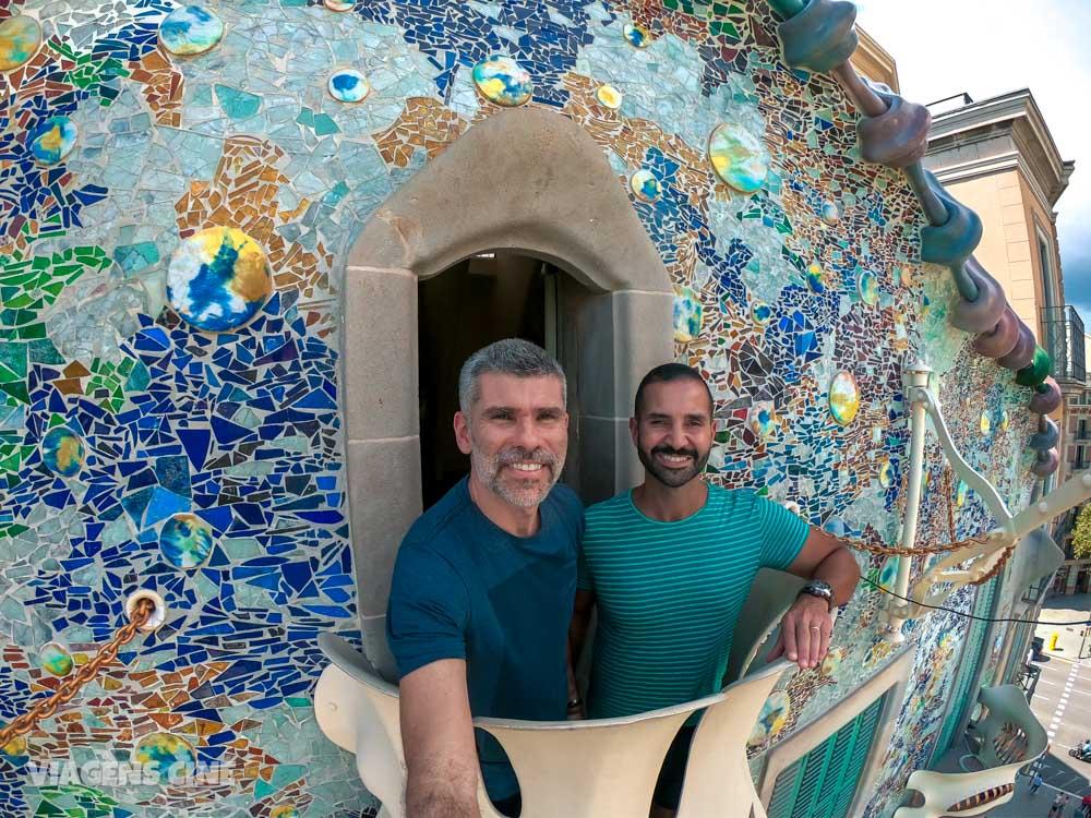 A Barcelona de Gaudí: Principais Obras - Casa Batlló
