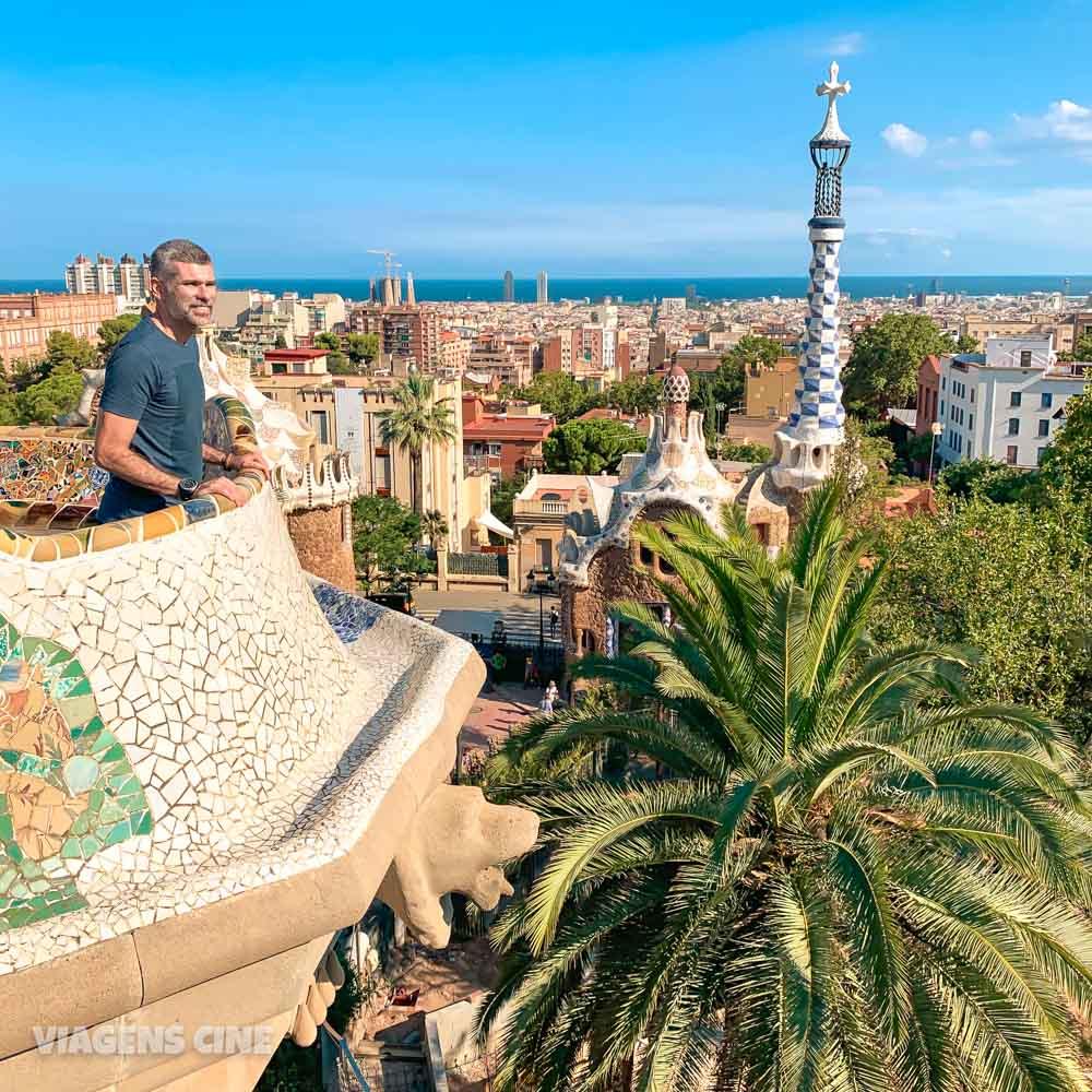 A Barcelona de Gaudí: Principais Obras e A Sagrada Família