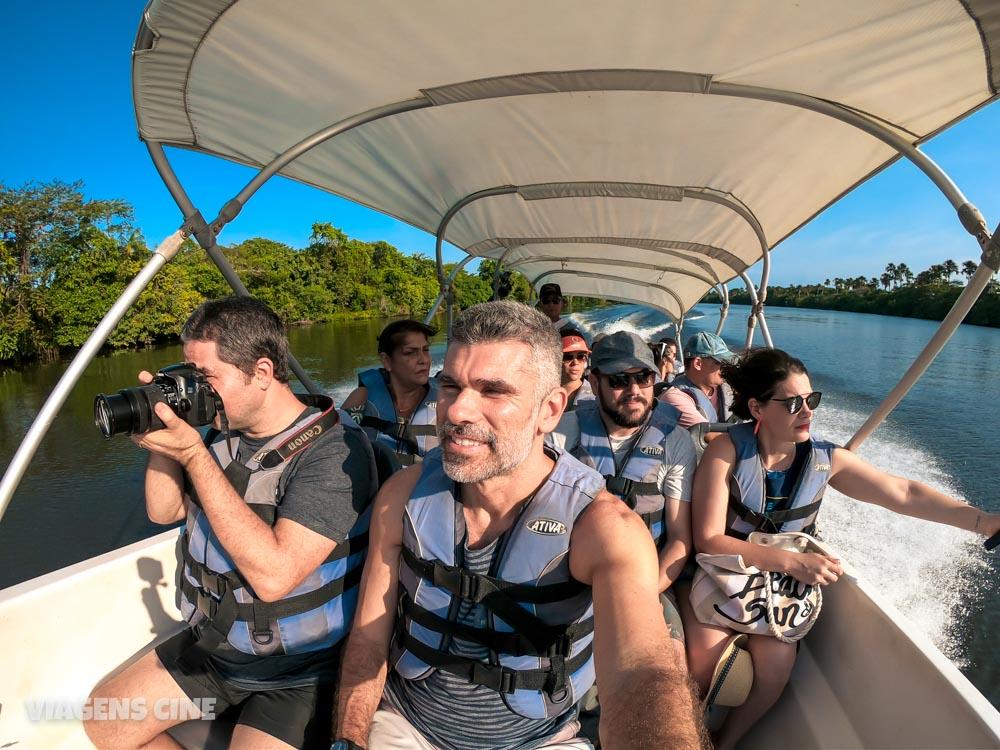 Passeios no Lençóis Maranhenses: Nascer do Sol nas Dunas e Passeio de Barco no Rio Preguiças até o Povoado de Marcelino