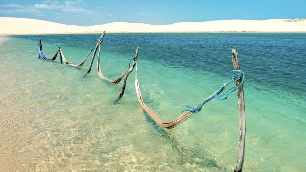 O que fazer em Camocim e Barroquinha - Litoral Oeste do Ceará