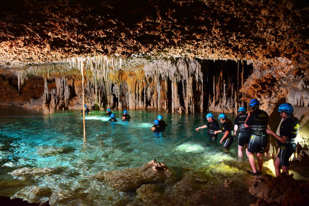 Top 7 Melhores Cenotes de Cancun, Riviera Maya, Tulum, Cobá e Yucatán com preços: Gran Cenote, Cenote Azul, Ik Kil