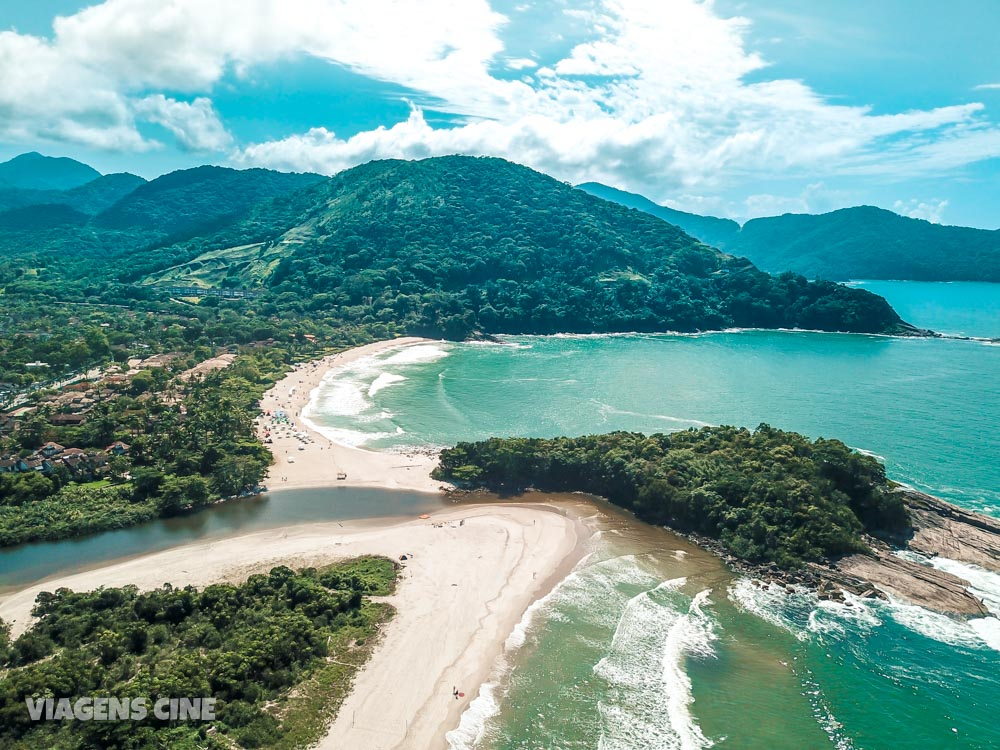 Cambury e Litoral Norte de SP: Top 10 Melhores Praias e Lugares para Conhecer