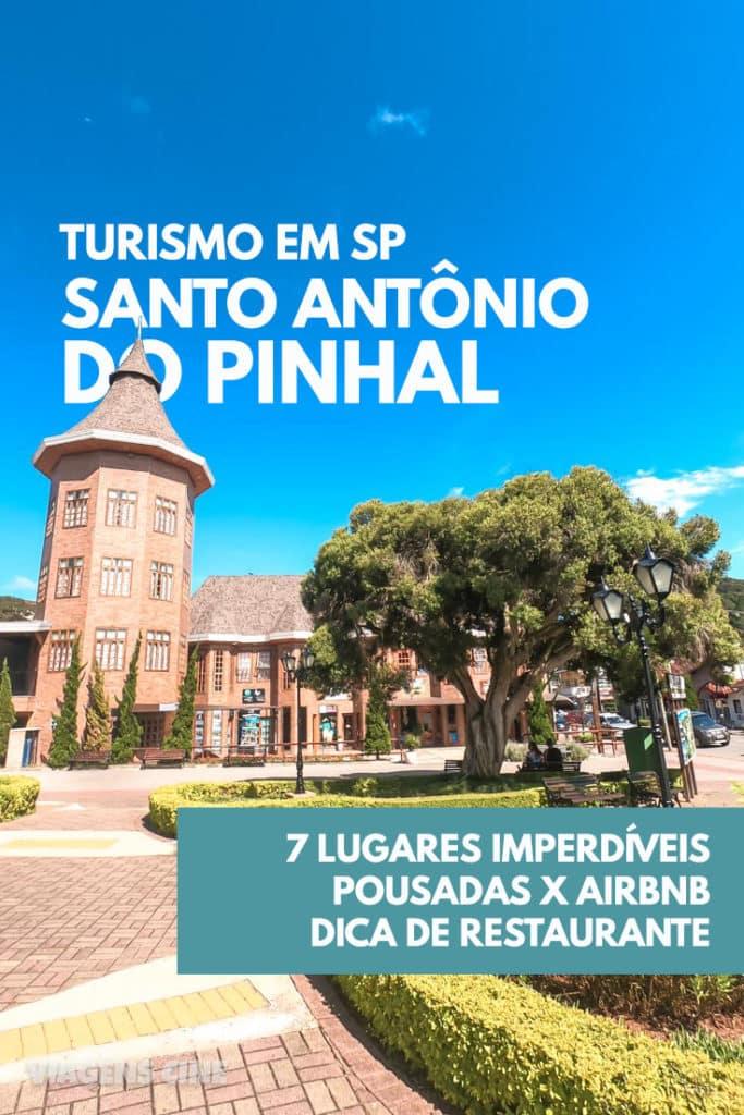 O que fazer em Santo Antônio do Pinhal: 7 Passeios Imperdíveis - Pousada, Airbnb e Restaurantes