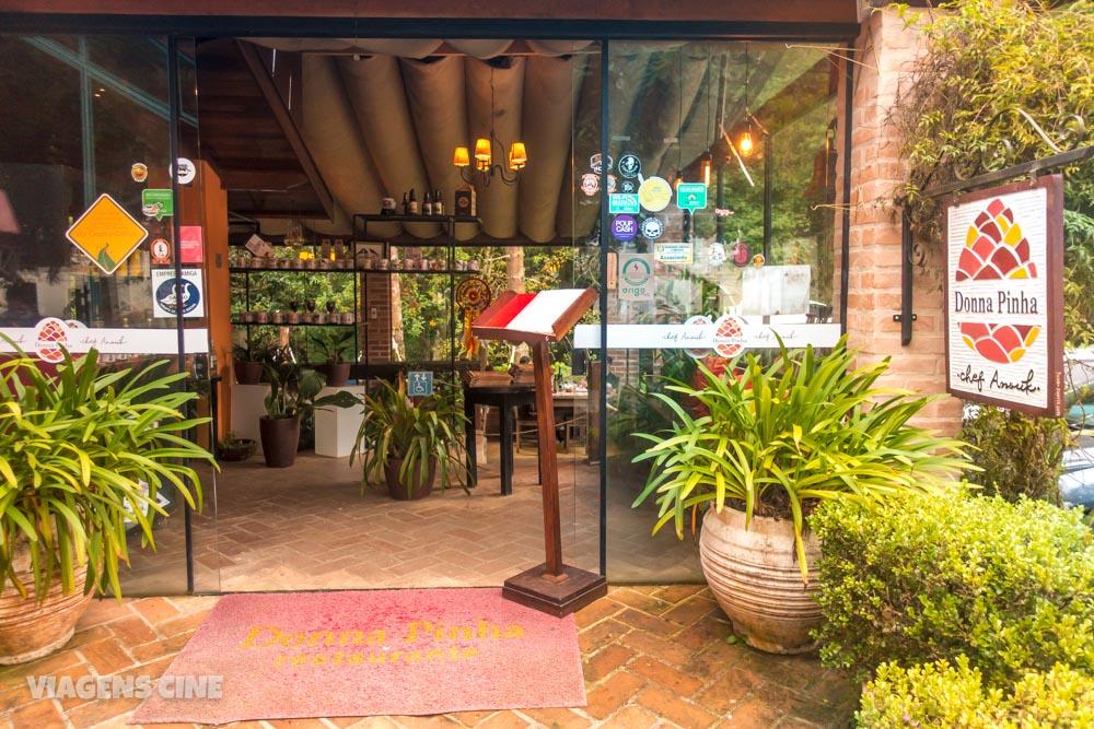 O que fazer em Santo Antônio do Pinhal: 7 Passeios Imperdíveis - Restaurante Donna Pinha