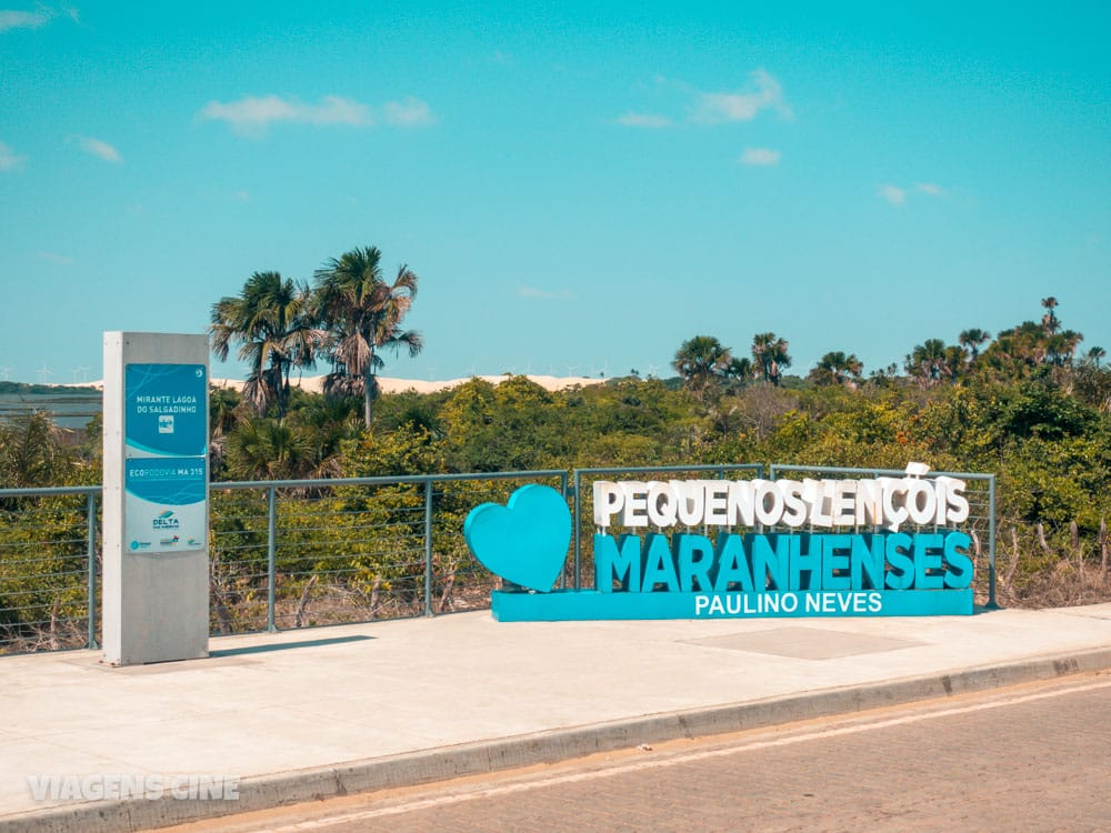 Tutóia - Maranhão: Pequenos Lençóis Maranhenses - Como Chegar