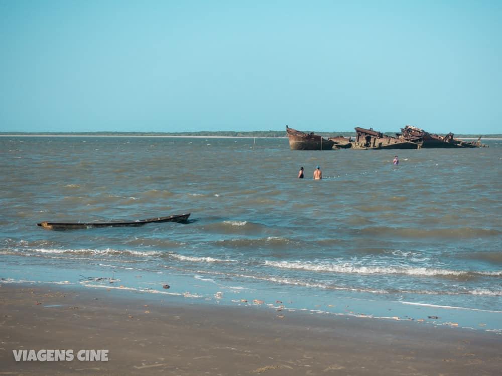 Tutóia - Maranhão: Pequenos Lençóis Maranhenses e Passeio Circuito Praias