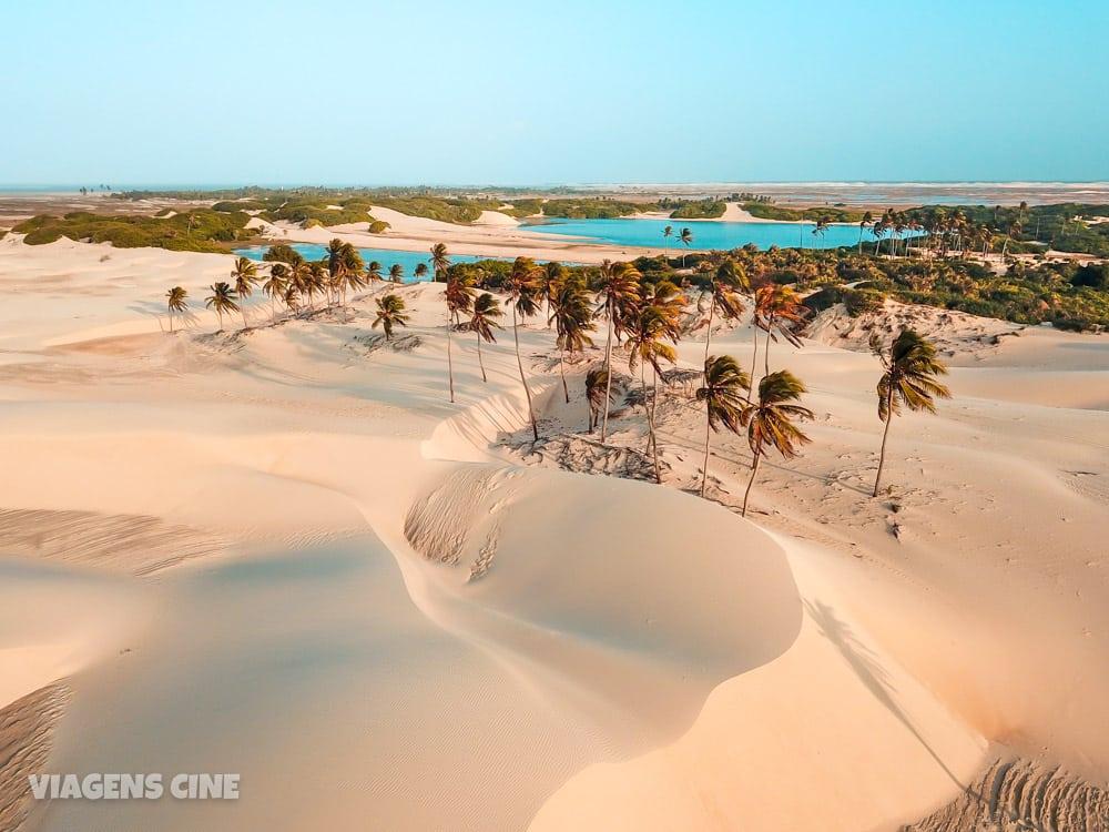 O que fazer em Tutóia - Maranhão: Pequenos Lençóis Maranhenses e Passeio Circuito Praias