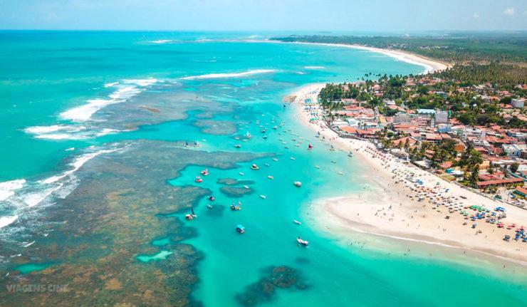 10 Melhores Praias do Nordeste Brasileiro