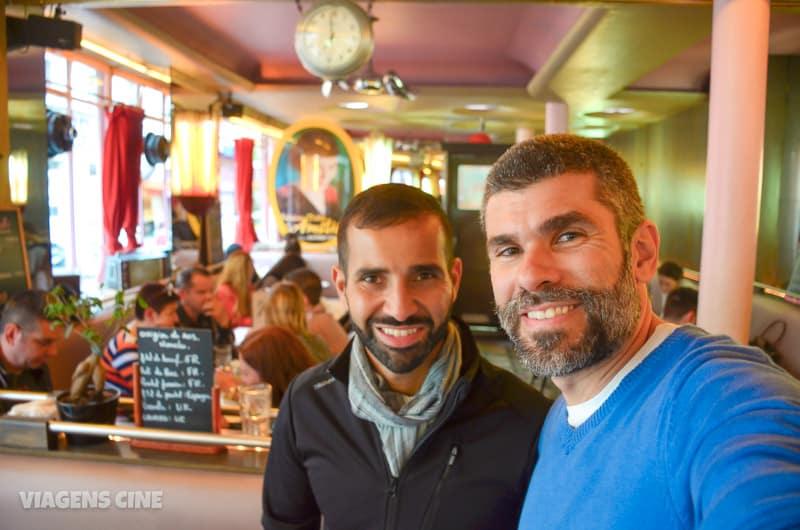 Paris - O que fazer na Montmartre de Amélie Poulain - Roteiro e Mapa