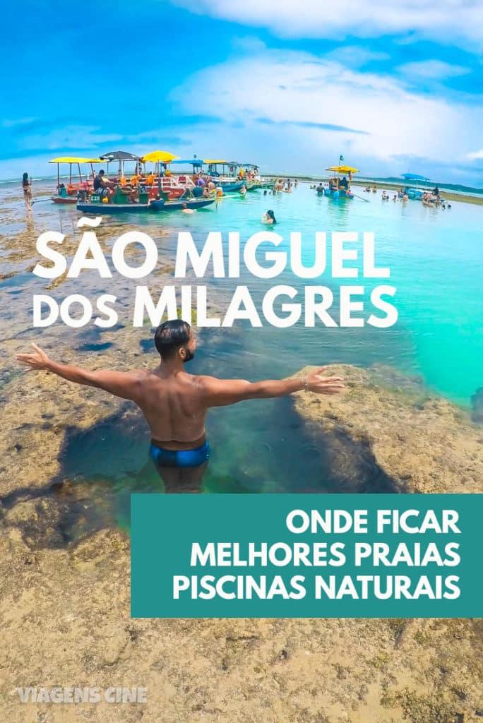 São Miguel dos Milagres: O que Fazer, Dicas e Melhores Praias