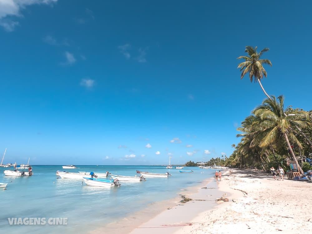 Punta Cana: Passeio de Barco até Isla Saona