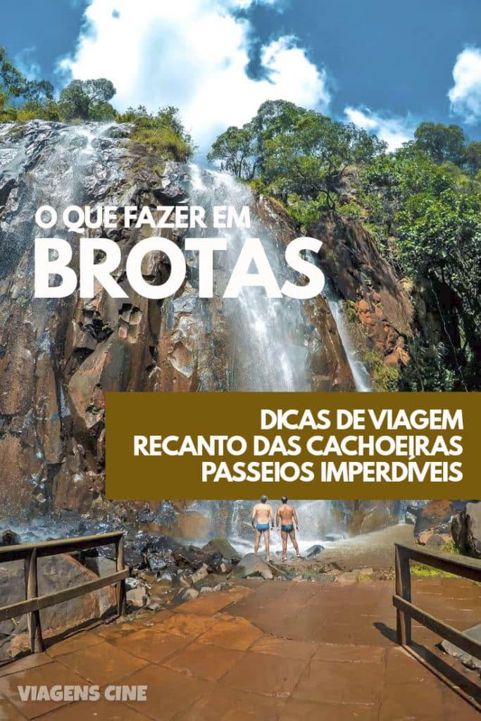 O que fazer em Brotas SP: Recanto das Cachoeiras e Dicas de Viagem