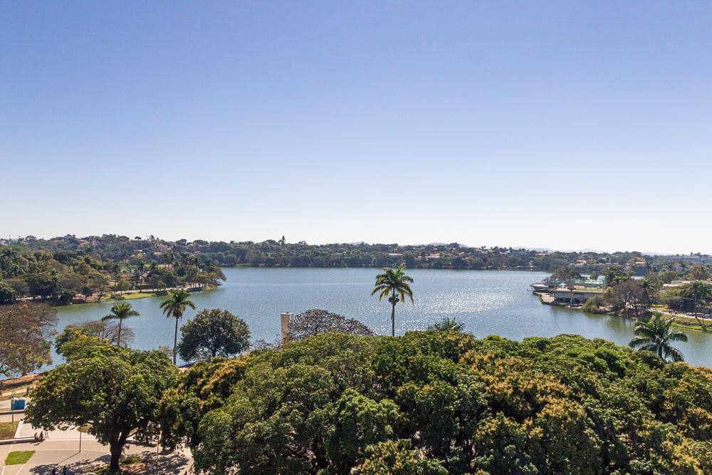 O que fazer em Belo Horizonte - 12 Pontos Turísticos para Visitar: Lagoa da Pampulha