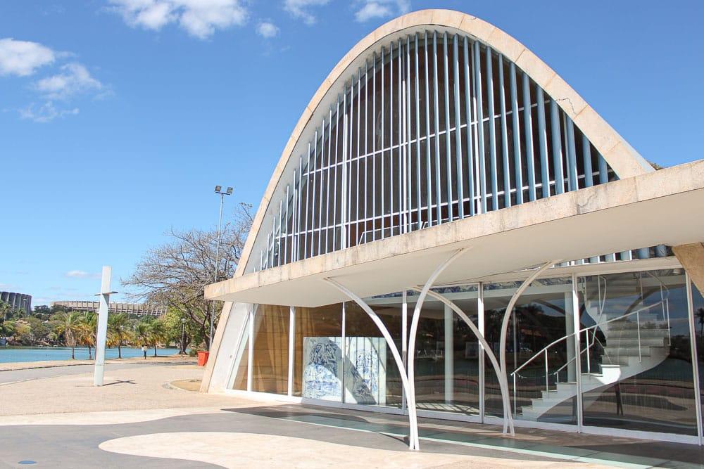O que fazer em Belo Horizonte - 12 Pontos Turísticos para Visitar: Igreja São Francisco de Assis