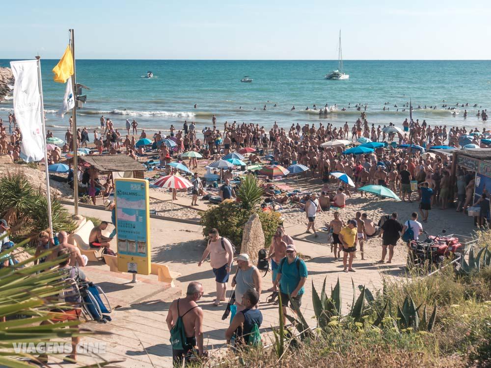 O que fazer em Sitges, Espanha - Bate Volta de Barcelona - Praias Gays Bear Week