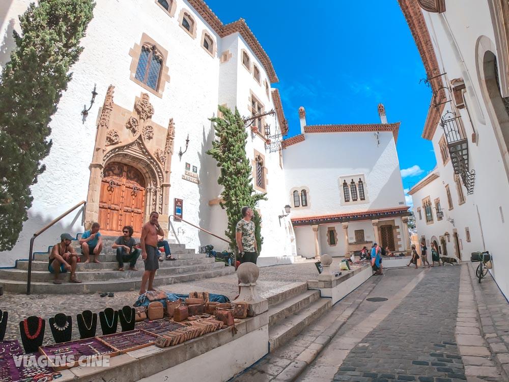 O que fazer em Sitges, Espanha - Bate Volta de Barcelona - Old Town