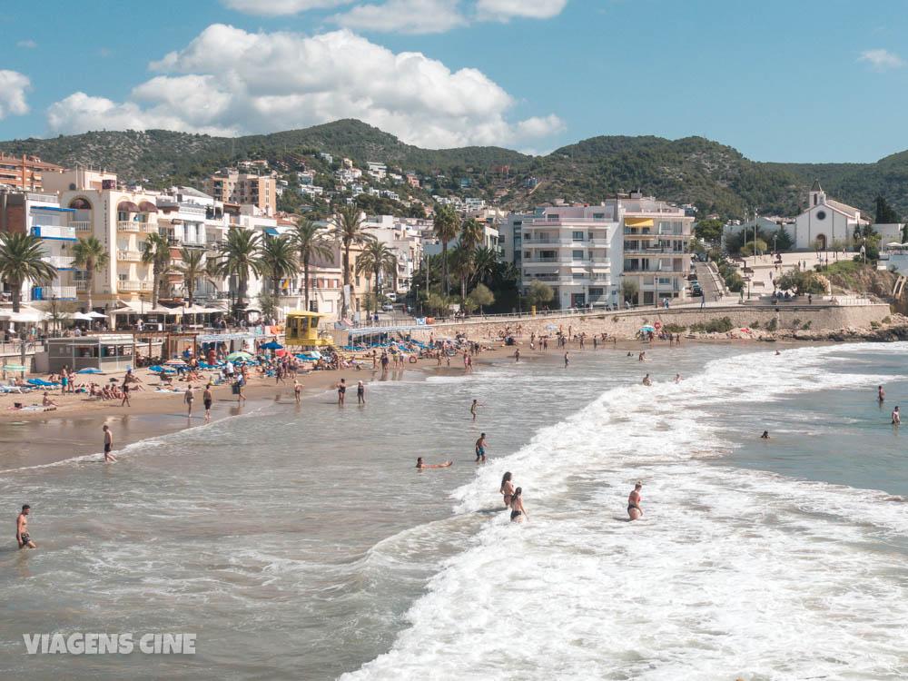 O que fazer em Sitges, Espanha - Bate Volta de Barcelona - Praias Gays